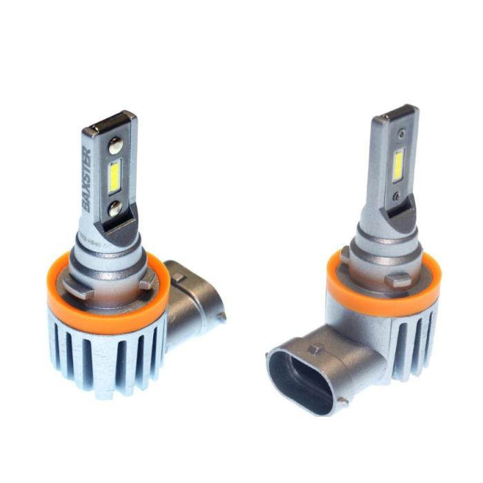 Лампи світлодіодні Baxster SE H11 6000K ціна за 1 штуку
