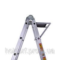Рабочая платформа стальная Laddermaster W4A, фото 2