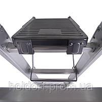 Рабочая платформа стальная Laddermaster W4A, фото 3