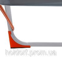 Стремянка стальная Laddermaster Intercrus S1A2. 2 ступеньки, фото 3