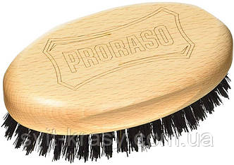 Щетка для бороды Proraso Old Style Military Beard Brush 10,7x6,3 см