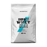 Изолят сывороточного протеина MyProtein Impact Whey Isolate 2.5 kg