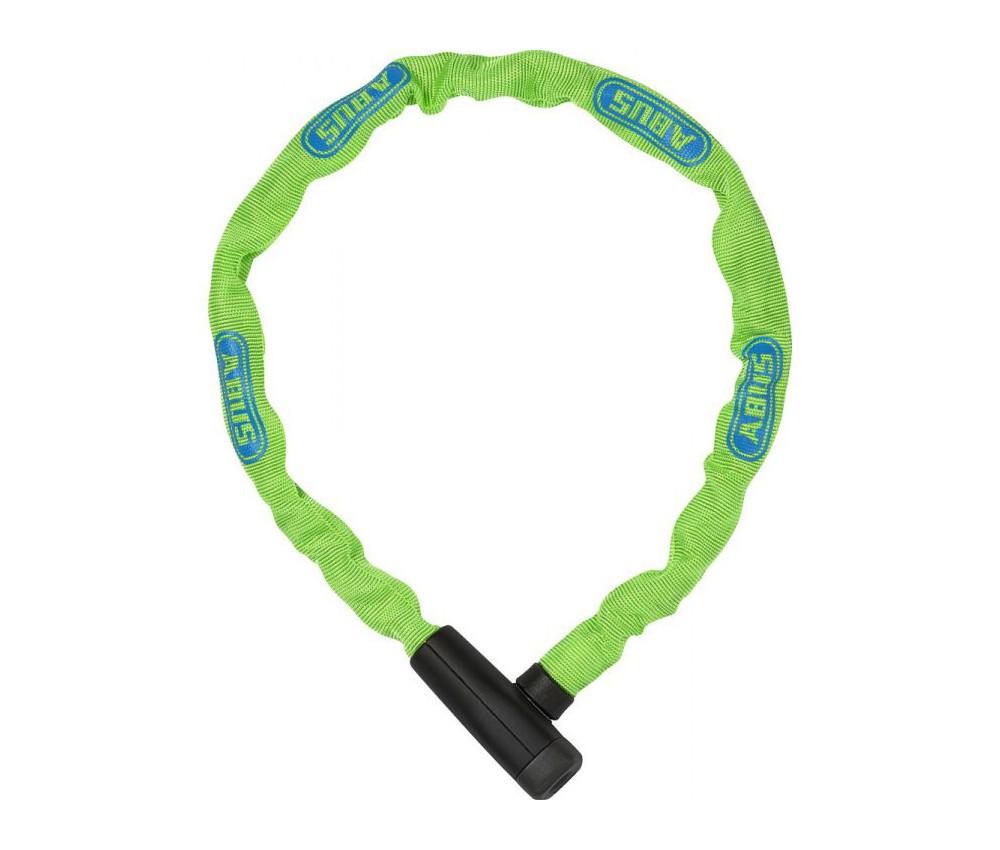 Велозамок ABUS 5805K/75 Steel-O-Chain Lime (724916)