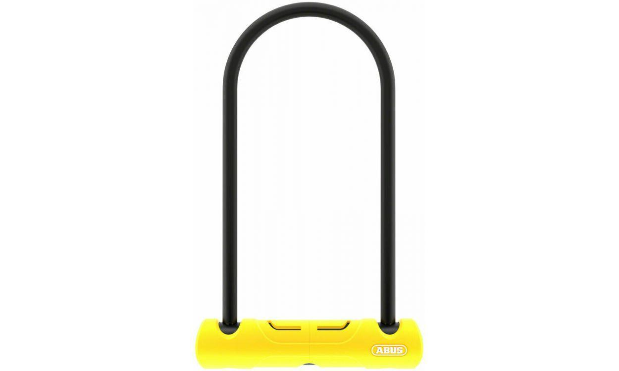 Велозамок ABUS 402/170HB230 Ultra SH Black-Yellow (867422)
