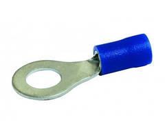 Клемма кольцевого типа, D6,5 мм, сечение провода: 1,5-2,5 кв.мм, KSS RF2-6 (RV2-6)