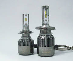 Светодиодная лампа, BLUESTAR BS LED 9006 (HB4) (5500K) EU цена за 1 штуку