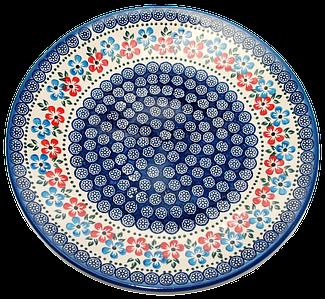 Керамическое блюдо Ø28 Bloom