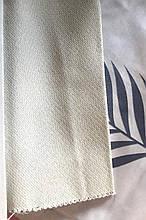 Шторы. Штора. Ткань для штор и римской шторы блэкаут рогожка фактура льон кремовый ARO1753 V-102