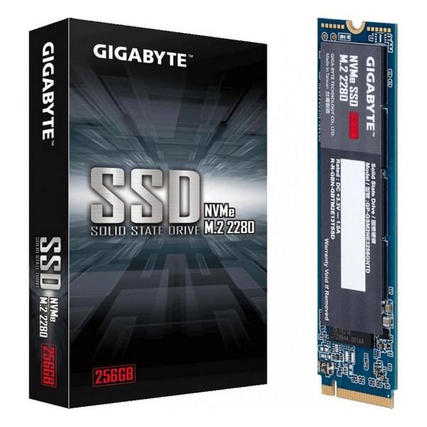 Жорсткий диск внутрішній SSD 256 GB GIGABYTE GP-GSM2NE3256GNTD