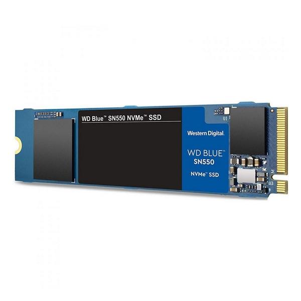 Жорсткий диск внутрішній SSD 500 GB WD Blue SN550 (WDS500G2B0C)