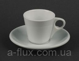 Чашка кавова з блюдцем 70 мл Китай