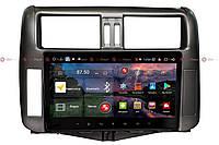 Штатное головное устройство для Toyota Prado 150 (2009-2013) на Android 8 от RedPower 51065 R K IPS