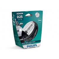 Лампа ксеноновая Philips D2S 85V 35W P32d-2 X-tremeVision  gen2 +150% 85122XV2 S1