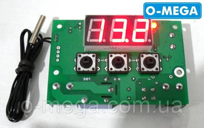 Терморегулятор W1301 бескорпусной 12В (-50...+110) с порогом включения в 0.5 градус