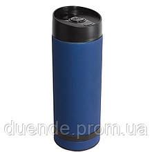Кружка термос с двойными стенками 380 мл - su 9030415 Синий