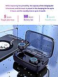 Беспроводные наушники M11 HD Stereo Heavy Bass TWS Wireless Bluetooth Headphone, фото 2