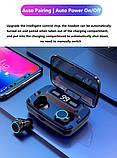 Беспроводные наушники M11 HD Stereo Heavy Bass TWS Wireless Bluetooth Headphone, фото 7