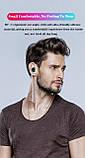 Беспроводные наушники M11 HD Stereo Heavy Bass TWS Wireless Bluetooth Headphone, фото 8