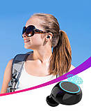 Беспроводные наушники M11 HD Stereo Heavy Bass TWS Wireless Bluetooth Headphone, фото 10