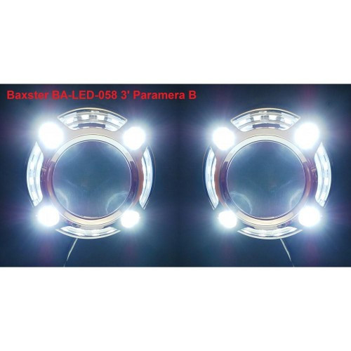 Маска для линз Baxster BA-LED-058 3' Paramera B 2шт