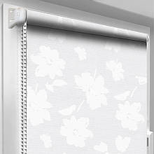 Рулонная штора DecoSharm В393 Белая