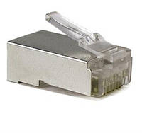 Коннектор DIGITUS RJ45 Cat.5e FTP 100 шт, A-MO8/8SRS