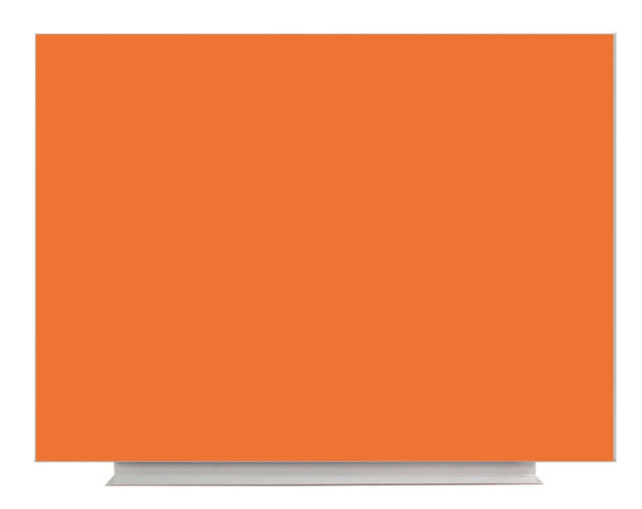 Доска магнитно-маркерная б/р 45x60 Оранжевый