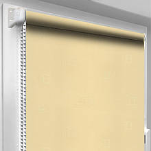 Рулонная штора DecoSharm В704 Крем