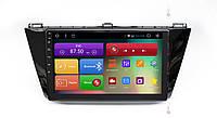 Штатное головное устройство для Volkswagen Touran на Android 7 RedPower 31402 R IPS DSN