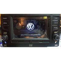 Штатная магнитола RCD MQB 330 VW/ Skoda  Plus CAN CarPlay