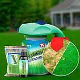 Жидкий газон с жидкостью Hydro Mousse распылитель, фото 3