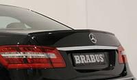 Спойлер Mercedes W212