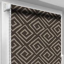 Рулонная штора DecoSharm В1027 Шоколад