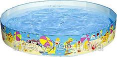 """Intex 56451. Детский каркасный бассейн """"Пляж на мелководье""""(152х25 см.)"""