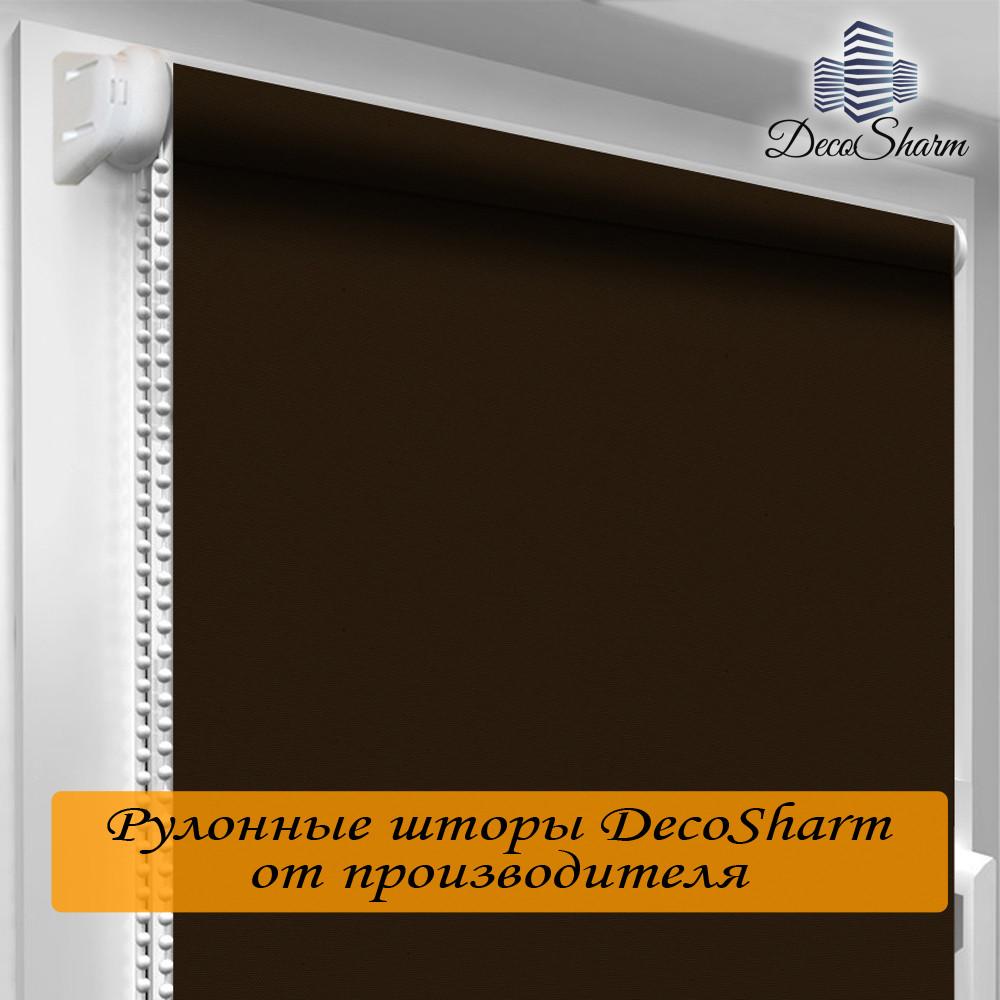 Рулонная штора DecoSharm Блекаут ВО 216 Аcrylic