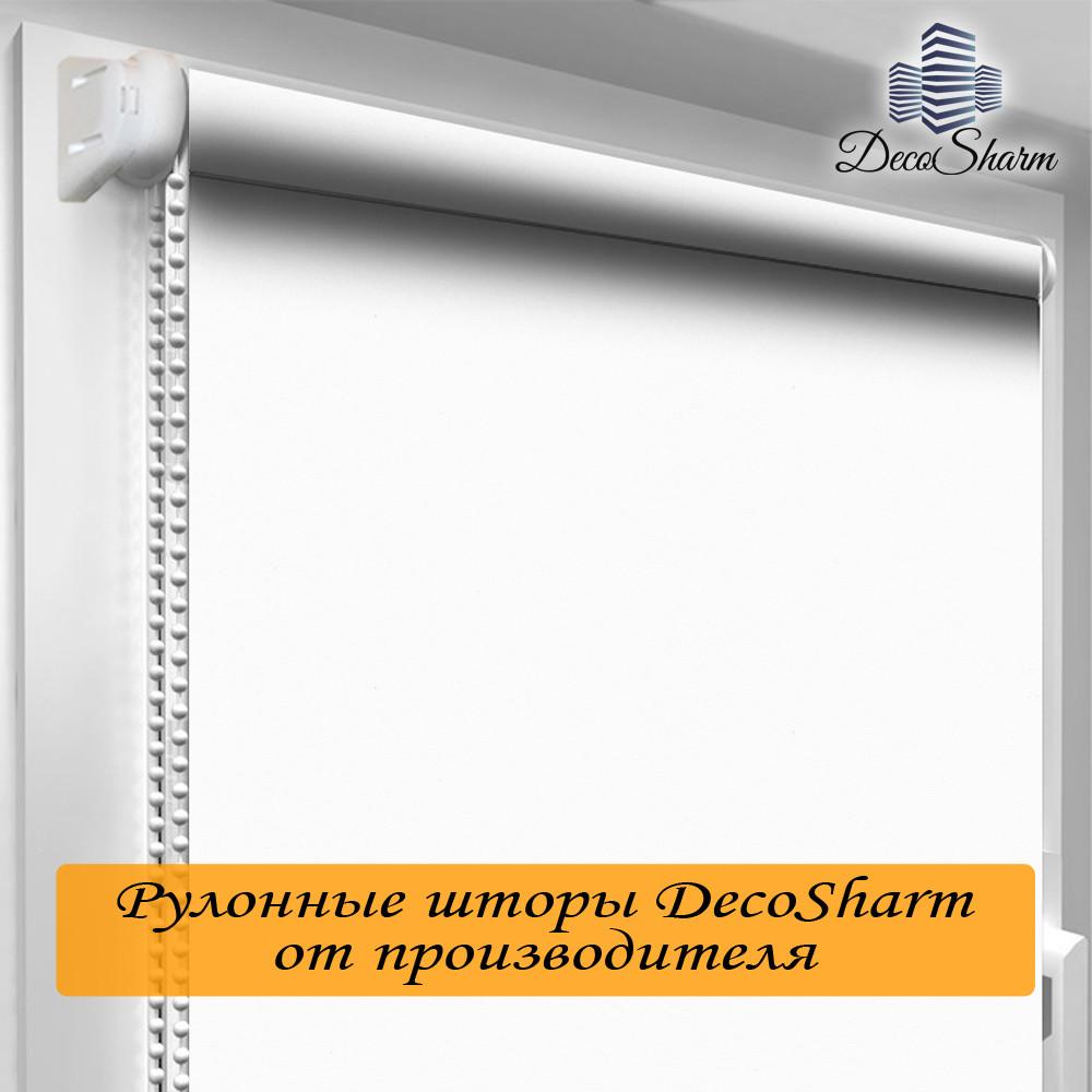 Рулонная штора DecoSharm Блекаут ВО-051 Thermo