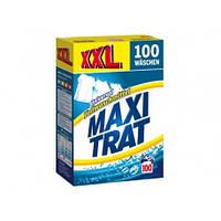 Безфосфатний пральний порошок 100 прань MAXI TRAT