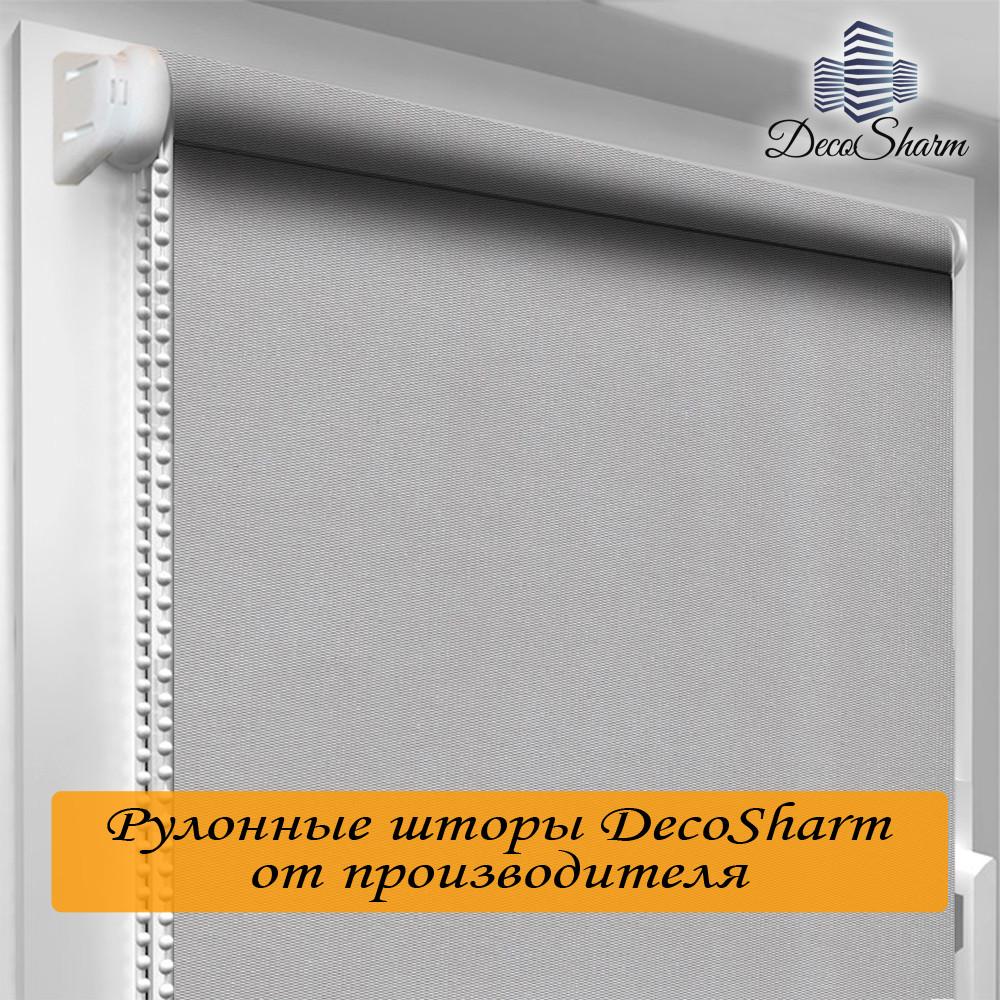 Рулонная штора DecoSharm Блекаут ВО-054 Thermo