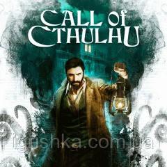 Call Of Cthulhu Ps4 (Цифровой аккаунт для PlayStation 4)