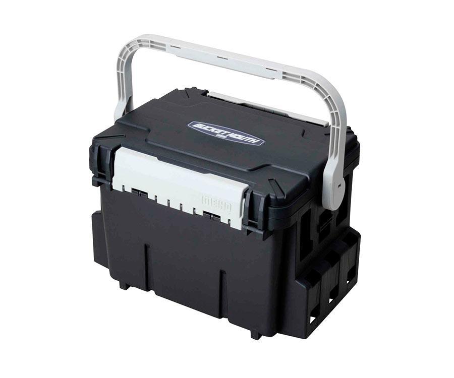 Купить Рыболовные сумки и коробки, Ящик-сиденье Meiho Versus BM-5000 Black