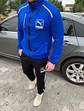 Мужской спортивный костюм PUMA хит сезона 2020, фото 3