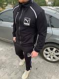 Мужской спортивный костюм PUMA хит сезона 2020, фото 5