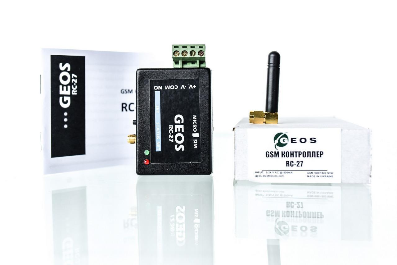 GSM контроллер RC-27