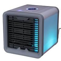 Портативный мини кондиционер Arсtic Air с LED-подсветкой 4 в 1 (очиститель, увлажнитель воздуха)