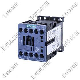 Контактор Siemens 3RT2016-1AF02, AC-3 4kW 400V, 1NС, 110VAC