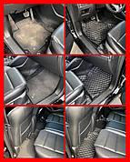 Комплект ковриков для Toyota Land Cruiser 200 (на 7 мест)