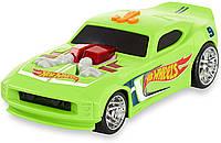 Моторизированная машинка Хот Вилс со светом и звуком Hot Wheels Poppin Wheelie Cars Nitro Door Slammer