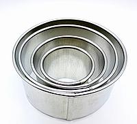 Форма для оформления блюд Кольцо 4шт