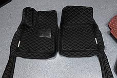 Комплект ковриков из экокожи для Tesla model S, фото 2