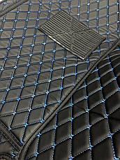 Комплект ковриков из экокожи для Chevrolet Camaro, фото 2